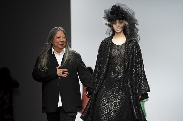 London Fashion Week: John Rocha's show did not disappoint