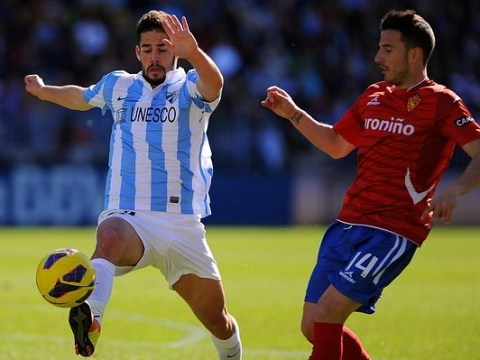 Chelsea and Manchester City alerted as Isco admits he could leave Malaga to ease financial burden