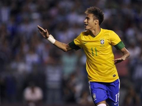 Neymar is a mystery to us, admits England's Phil Jagielka