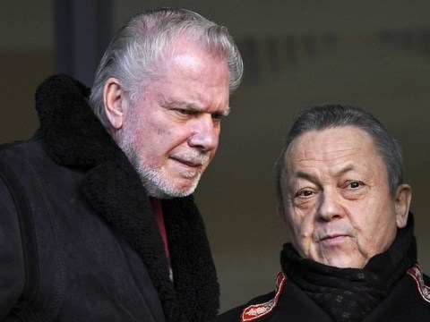 David Gold plays down Paolo Di Canio to West Ham talk
