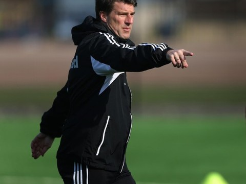 Michael Laudrup banishes talk of Real Madrid switch