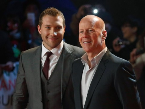 Bruce Willis reveals he has 'no plans to retire John McClane' as Die Hard 5 premieres