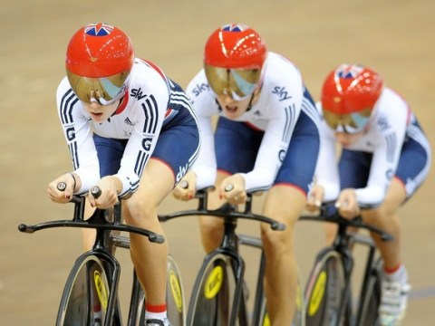 Gallery: UCI Cycling Track World Championships 2013