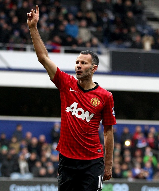Ryan Giggs has scored in every season of the Premier League (Picture: PA)