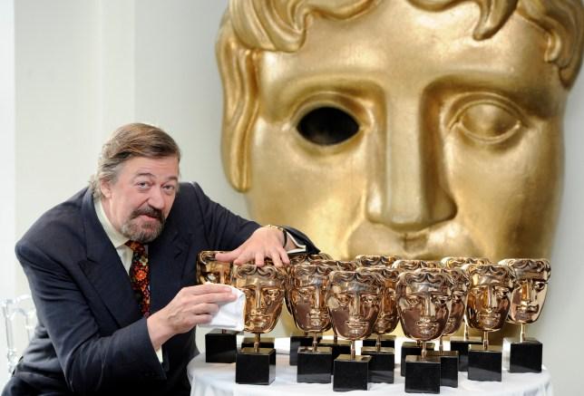 Stephen Fry BAFTA Awards