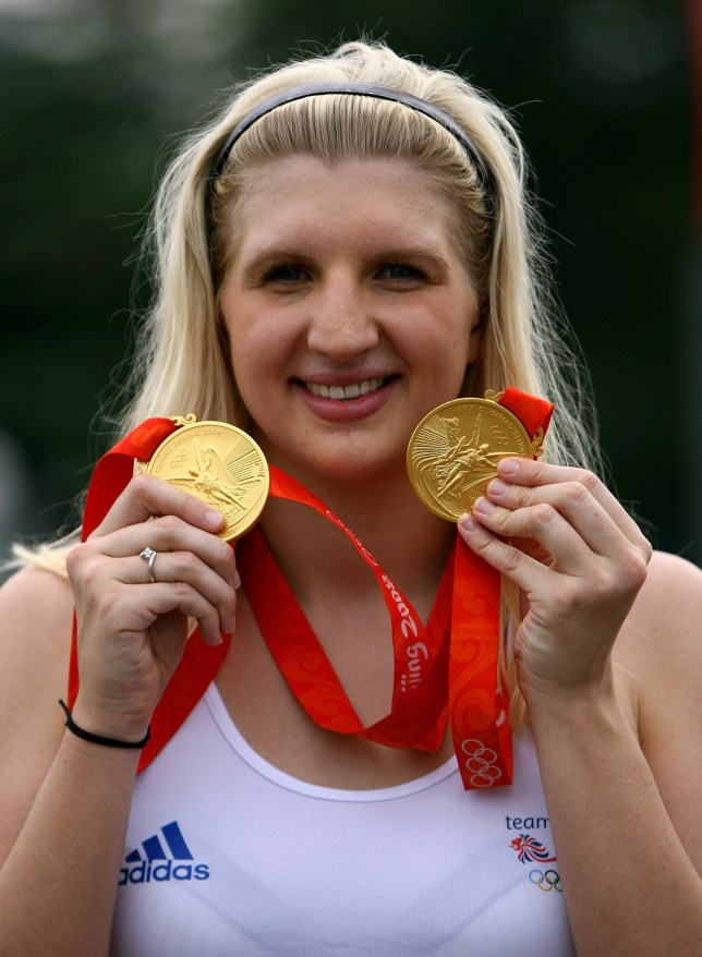 Adlington says she would love to have a media career now that she has retired (Picture: Getty)