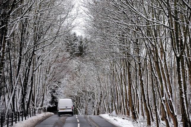 Winter weather Feb 5th