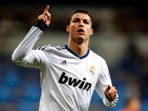 Expect goals galore as Cristiano Ronaldo faces Manchester United