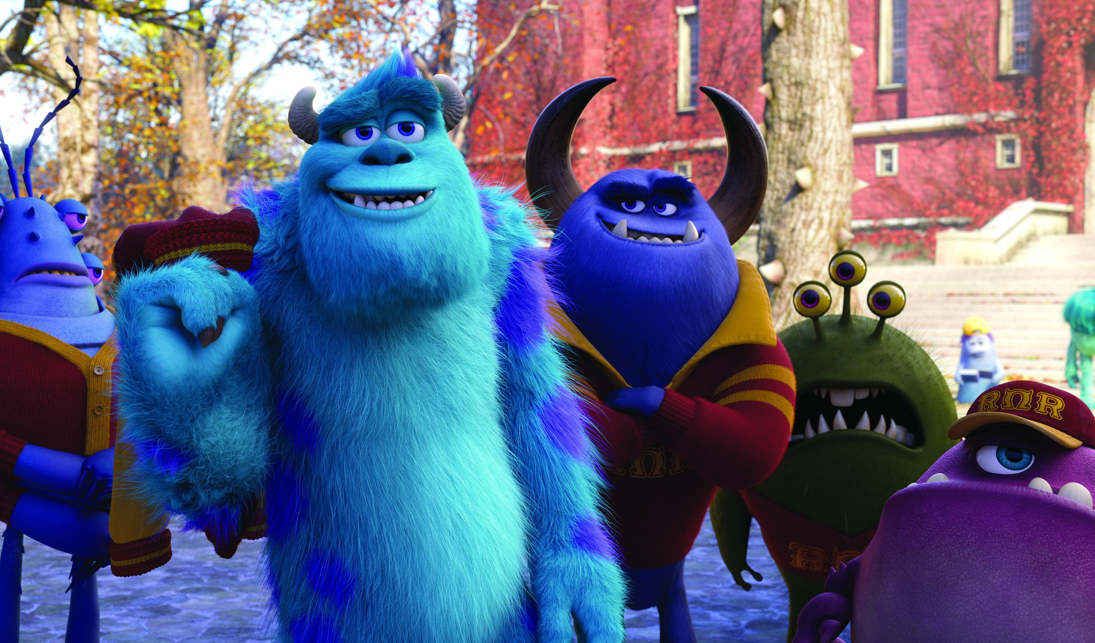 New Monsters University trailer introduces the 'Scare Games'