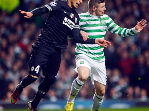 Gallery: Celtic v Juventus – Champions League – 12 February 2013