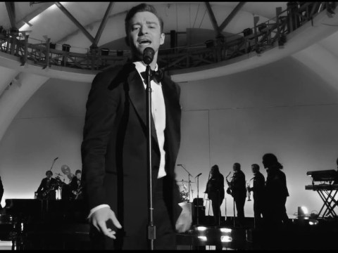 Justin Timberlake unveils David Fincher-directed Suit & Tie video