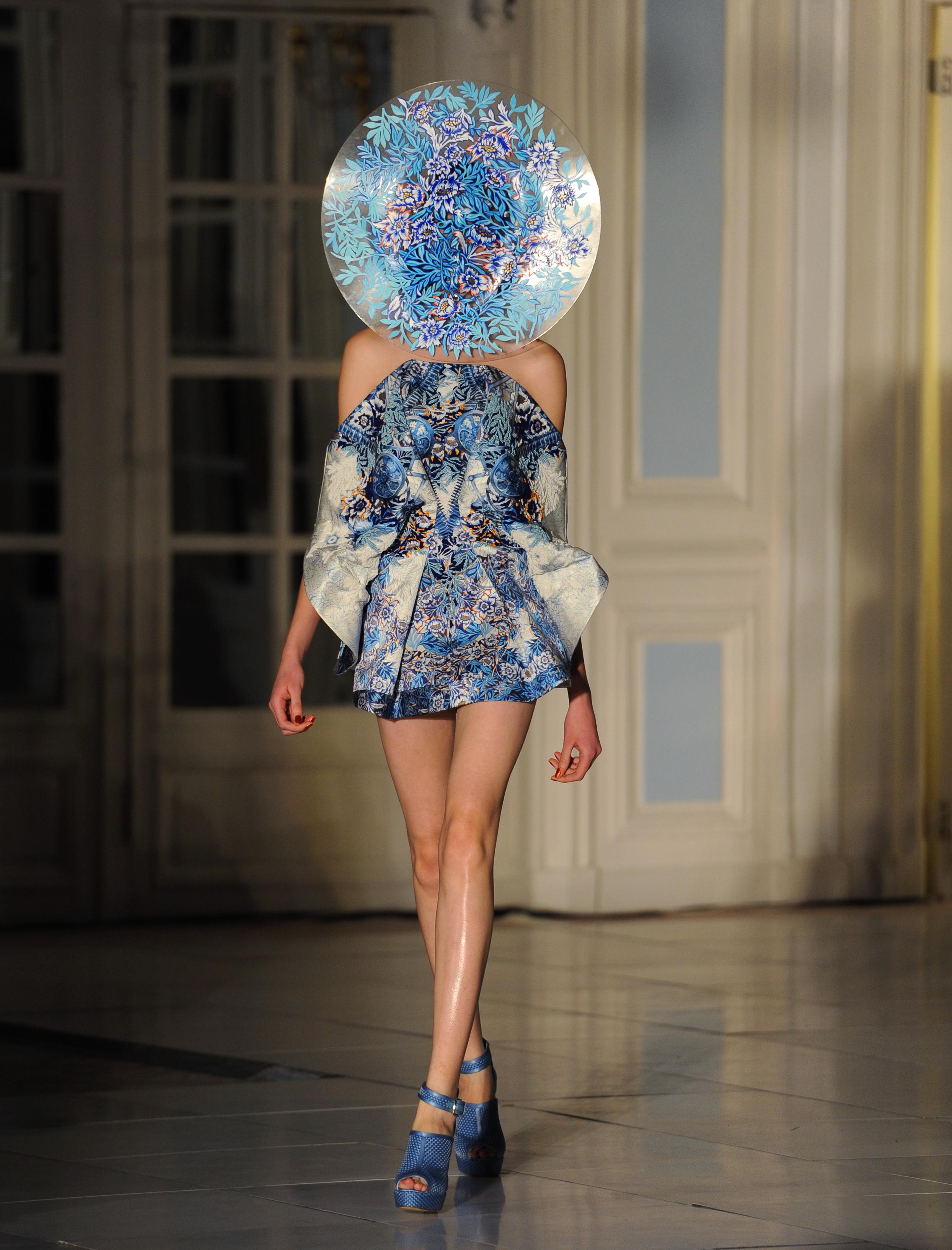 London Fashion Week: High drama at Fyodor Golan