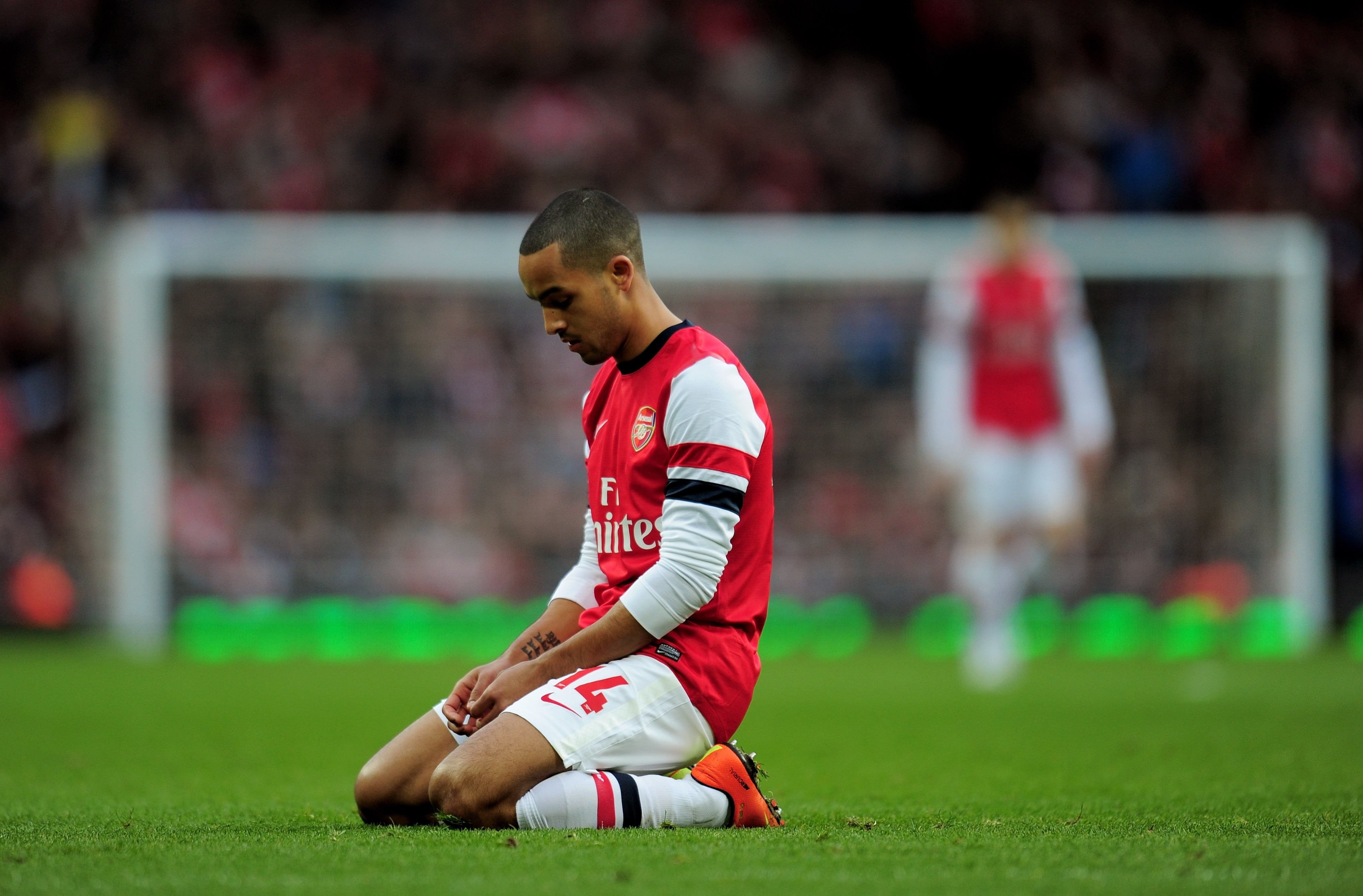 Gallery: Arsenal v Blackburn Rovers – FA Cup fifth round – 16 February 2013