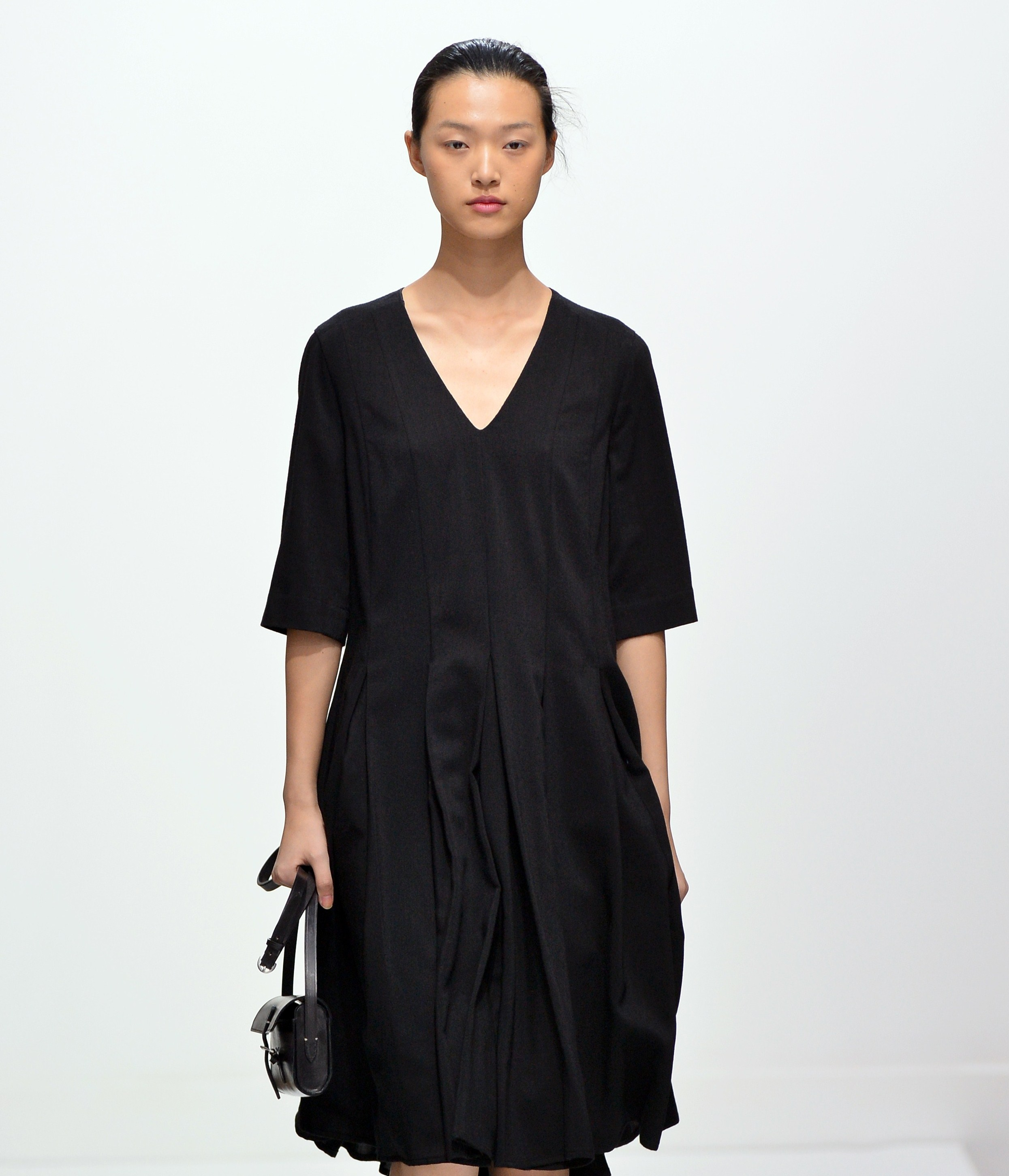 London Fashion Week: Margaret Howell offers sumptuous minimalism