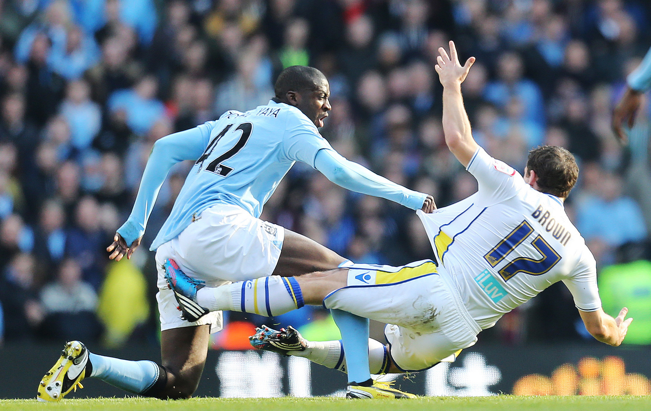 Manchester City V Leeds United Fa Cup Fifth Round 17 February 2013 Metro Uk