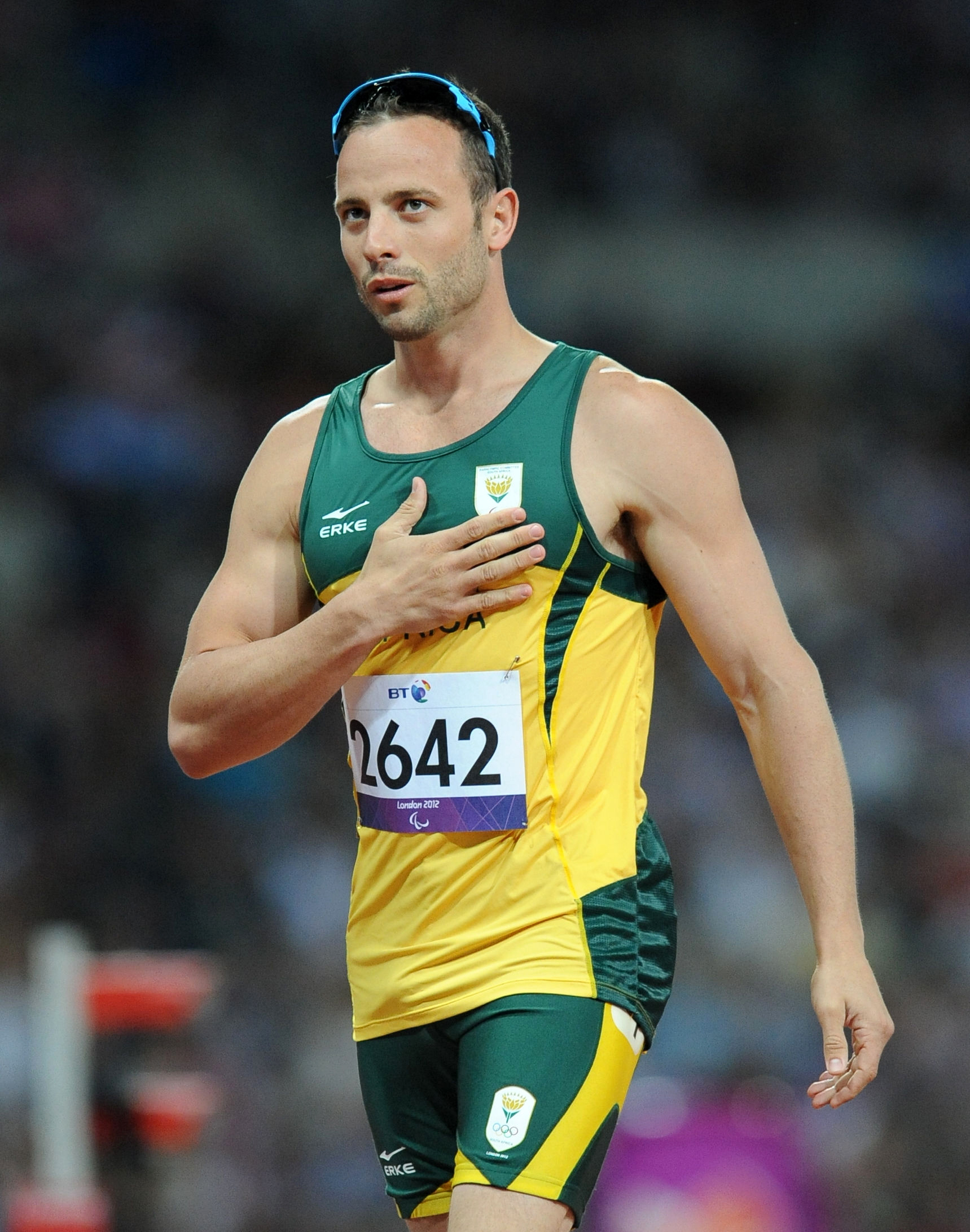 Oscar Pistorius 'nearly accidentally shot friend weeks before Reeva Steenkamp death'