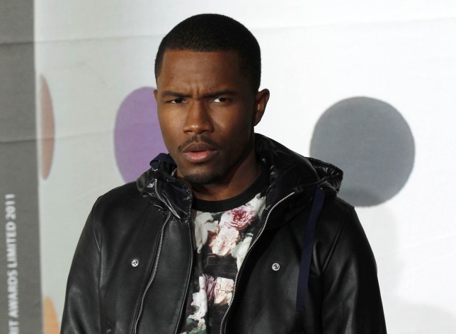 Frank Ocean was planning a trip to Cairo (Picture: Reuters)
