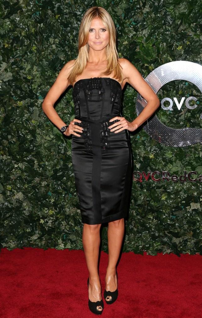 Heidi Klum will be a judge on America's Got Talent