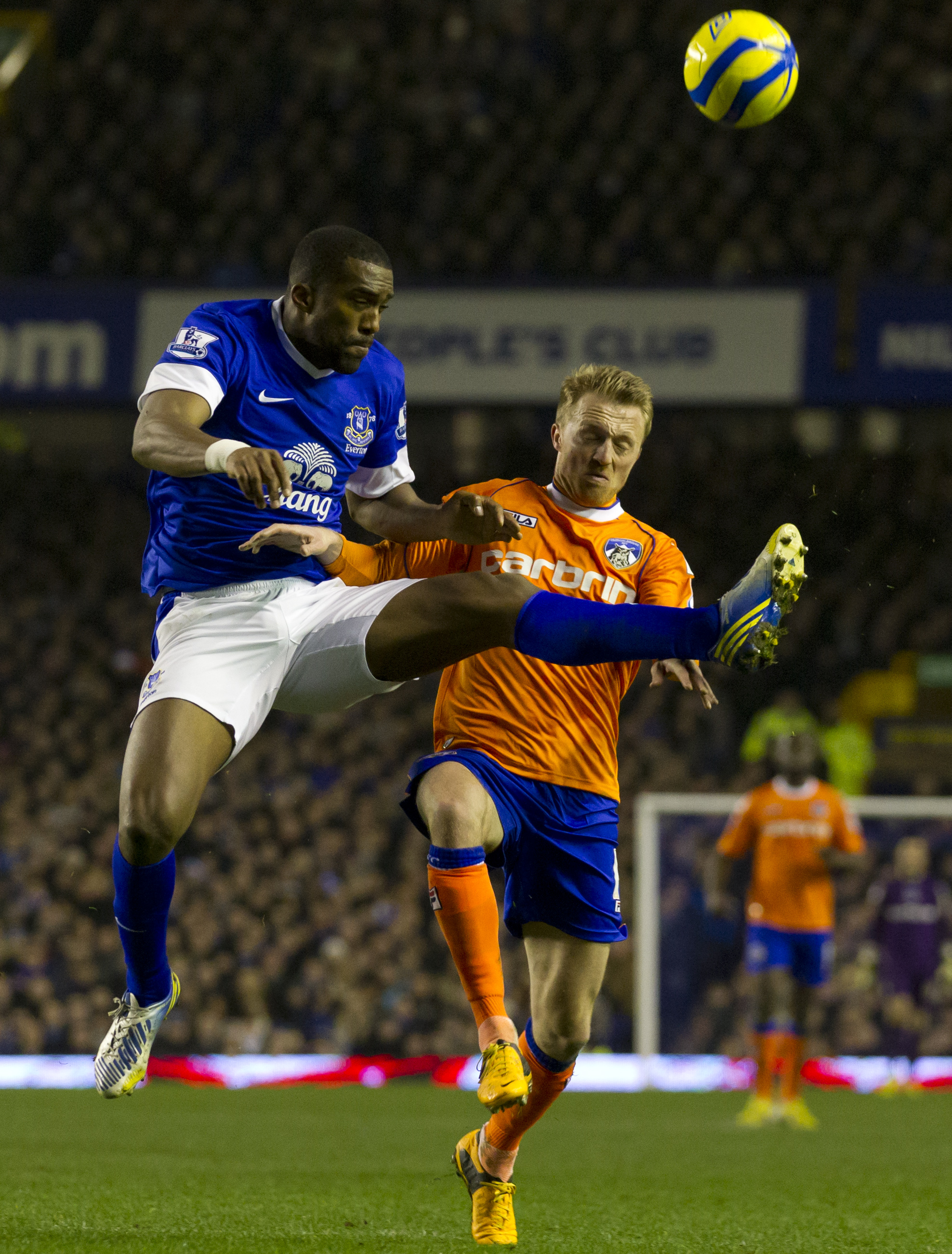 Gallery: Everton v Oldham Athletic – FA Cup – 26 February 2013