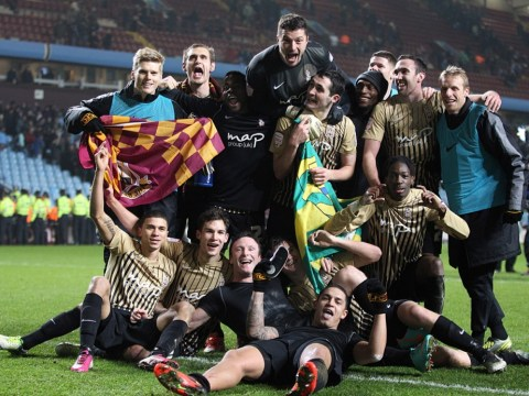 Capital One Cup final: Five magic Bradford City moments