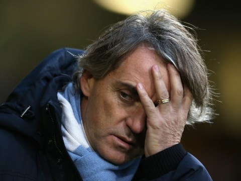 New City road as Mancini reaches the end