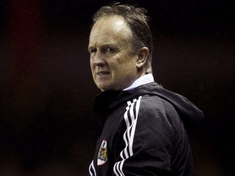 Bristol City boss Sean O'Driscoll out of tune with Robins chiefs