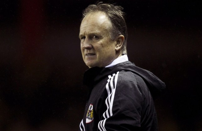 Looking back: Sean O'Driscoll was sacked by Al-Hasawi (Picture: Getty)
