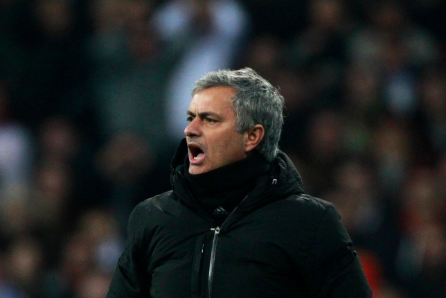 Jose Mourinho has always had a problem keeping his mouth shut (Picture: AP)