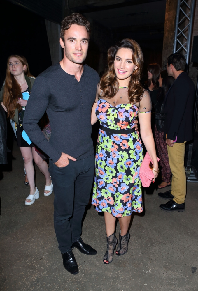 Thom Evans 'changes phone number to stop Kelly Brook bombarding him with messages'