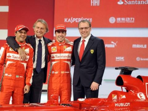 Ferrari rule out signing Sebastian Vettel while Fernando Alonso is on board