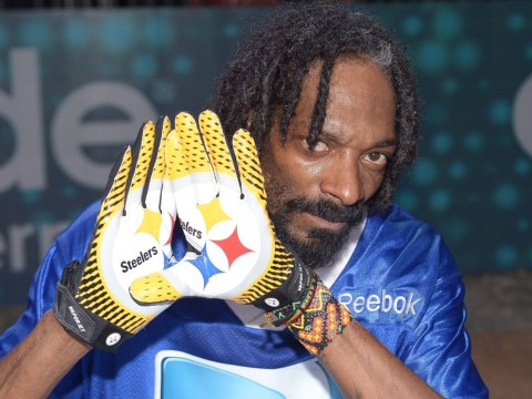 Snoop Dogg's bizarre plea to lead Celtic out as a mascot