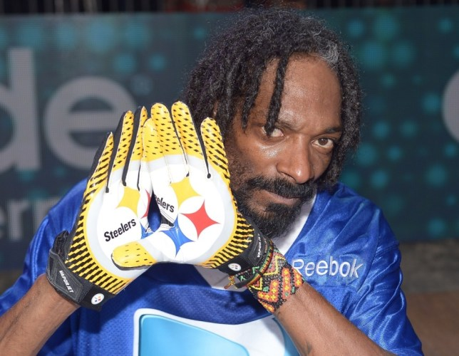 Big kid at heart: Snoop Dogg (Picture: Getty)