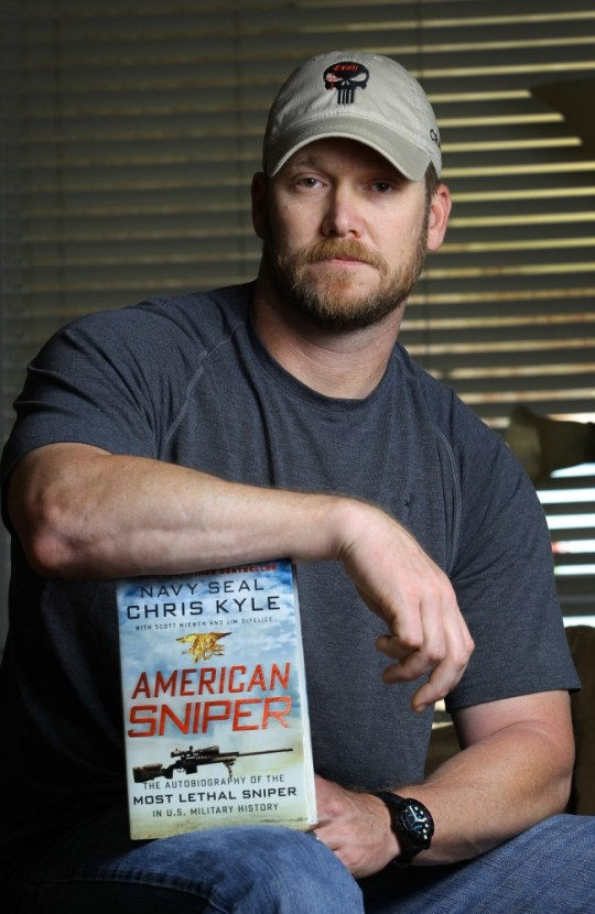 MSNBC Gives Daily Show To Former Al Jazeera Host Who ... |American Sniper Chris Kyle Killed