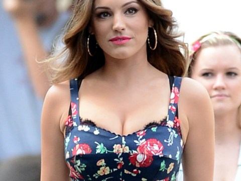 Kelly Brook thanks fans for their support since hinting she is back with Danny Cipriani