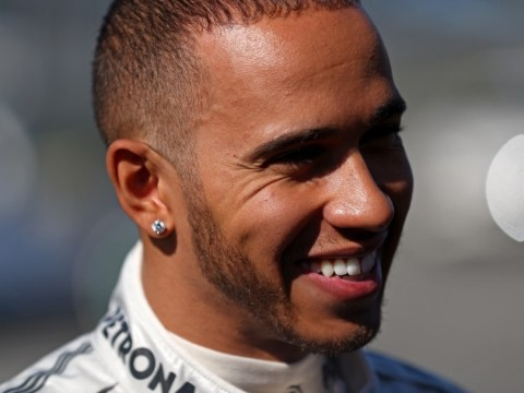 Lewis Hamilton hopes new Mercedes F1 car is fast as well as beautiful
