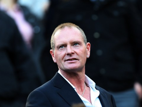 Paul Gascoigne's condition improves after entering intensive care