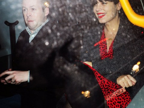 Lily Allen looks red hot on first date night with Sam Cooper since giving birth to Marnie Rose
