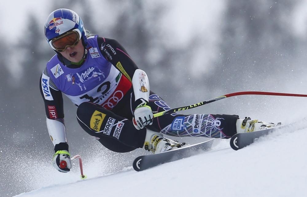 Lindsey Vonn out for season after horror crash, but should make Sochi