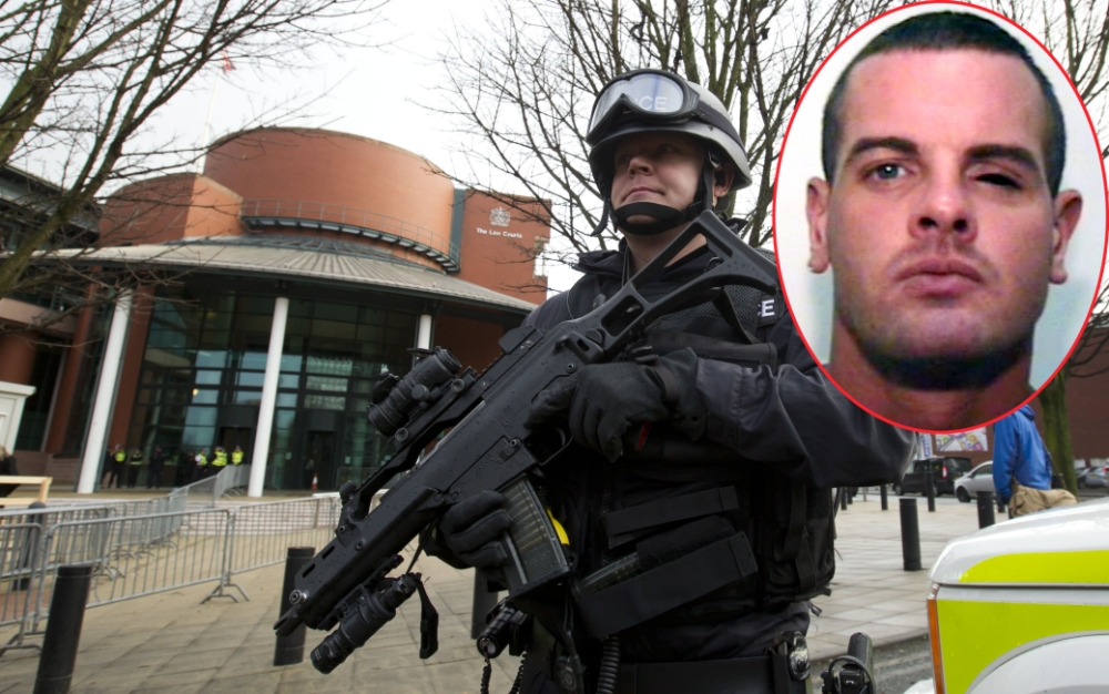 One-eyed police killer Dale Cregan admits father and son murders