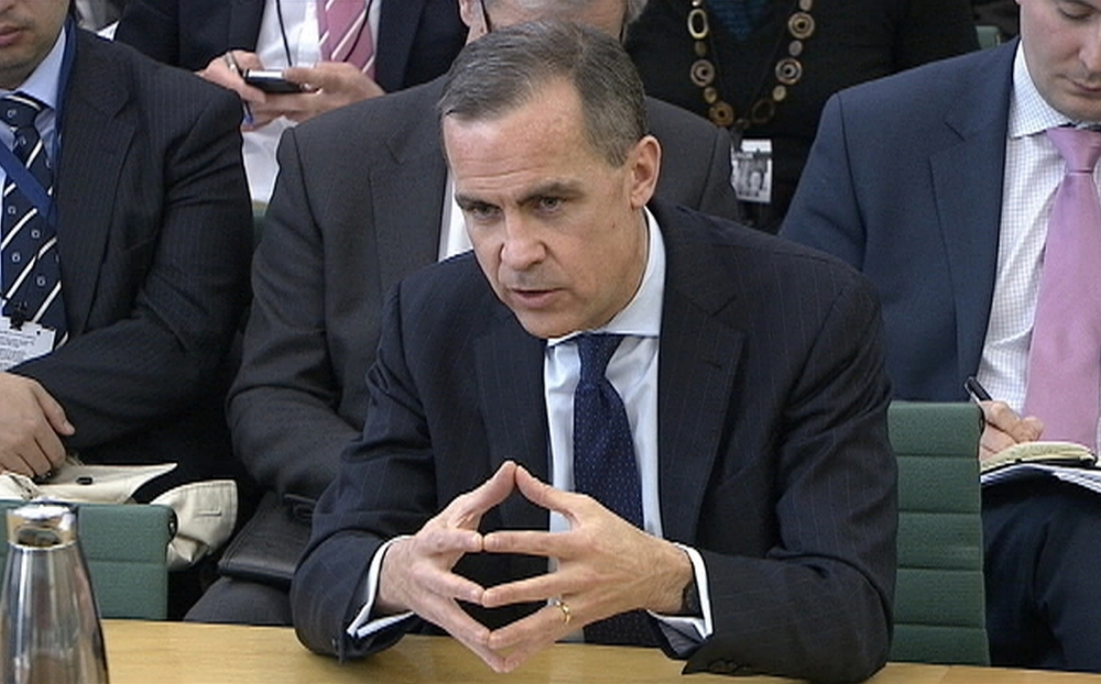 New Bank of England boss Mark Carney defends £800,000 pay package