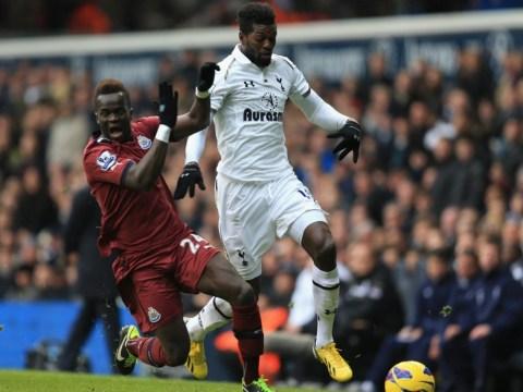 Tottenham pay high price to ensure Emmanuel Adebayor's AFCON return