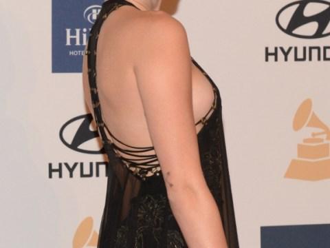 Miley Cyrus in Grammys nipple slip nightmare