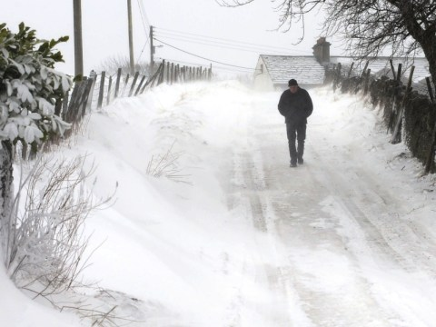 Heavy snow set to return across northern England