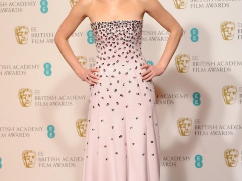 Baftas: Jennifer Lawrence avoids an awkward run-in with her ex-boyfriend Nicholas Hoult