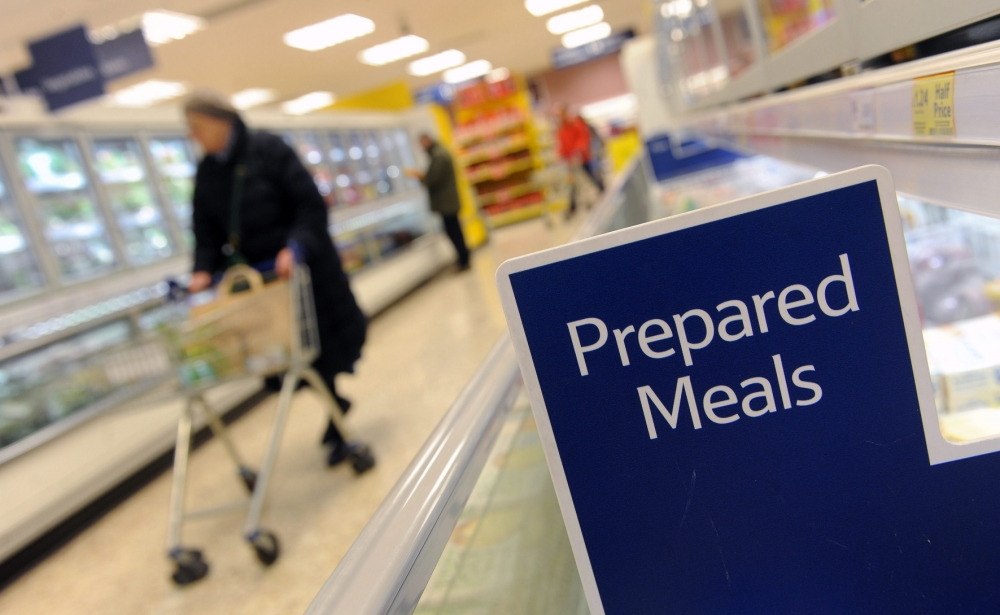 Horse meat scandal forces half of shoppers to change habits