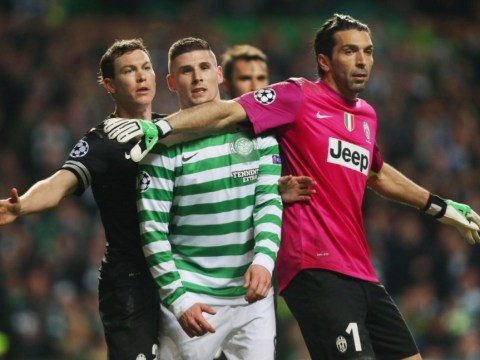 Celtic boss Neil Lennon blasts rugby-like Juventus after Champions League defeat