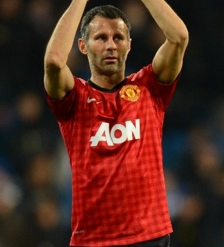 Ryan Giggs stunned at ovation from Real Madrid fans