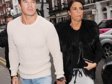 Pregnant Katie Price pulls out of Celebrity Wedding Planner as she 'can't face organising more nuptials'