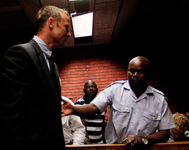 Oscar Pistorius has been charged with the murder of his girlfriend Reeva Steenkamp