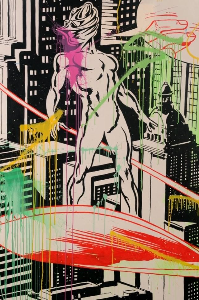 gGosha Ostretsov, Sex In The City